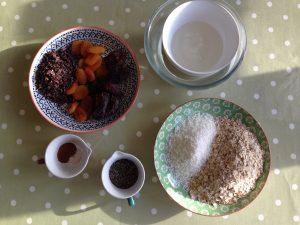 WellNow Crazy Healthy Oat Treats Ingredients
