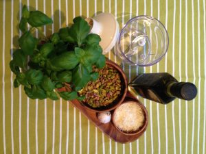 WellNow Pesto Photo Recipe