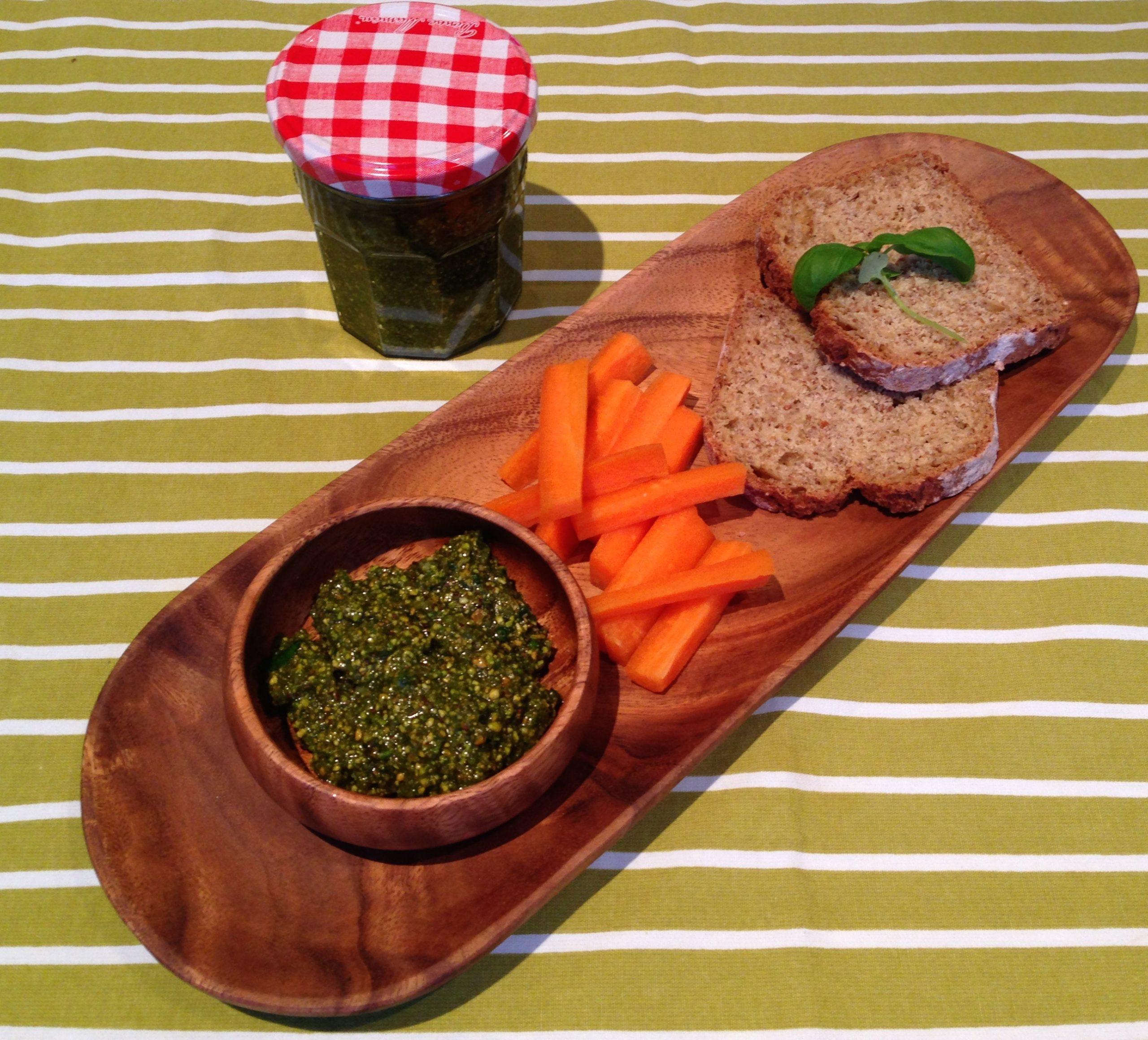 WellNow Pesto Photo Recipe