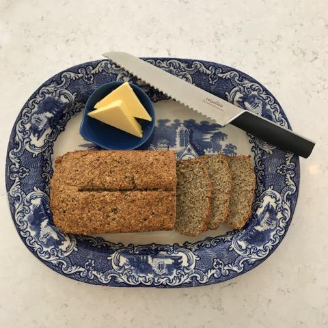 WellNow Porridge Bread recipe