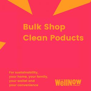 Bulk Shop Clean Products