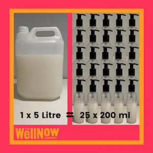 The WellNow Co Bulk Shop 5 Litre