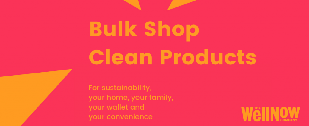 The WellNow Co Bulk Shopping Homepage Banner