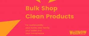 The WellNow Co Bulk Shopping Homepage Banner